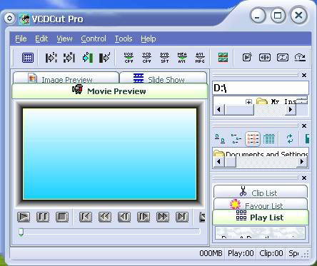 VCDCutter Pro 4.16.8