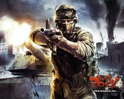 Game War Rock