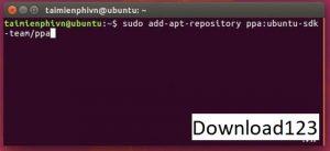 Quá trình cài đặt xvideoservicethief ubuntu o