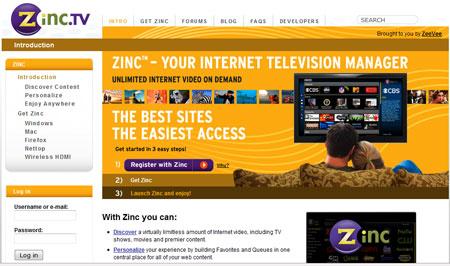 Zinc TV