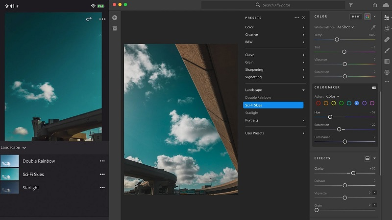 Adobe Lightroom CC 2019